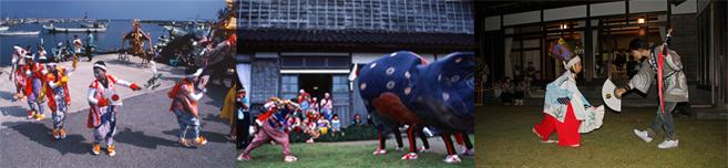 能登島の祭り
